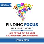 Finding Focus in a Busy World: How to Tune out the Noise and Work Well Under Pressure | Joshua Seth