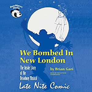 We Bombed in New London Audiobook