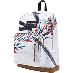 Jansport Unisex RIGHT PACK STREET, Multi, OS