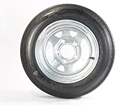 2-Pk eCustomrim Trailer Tire Rim 4.80-12 12\