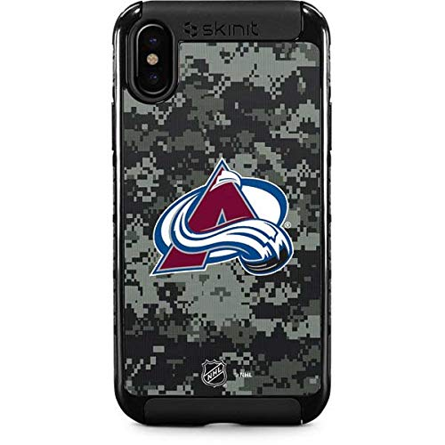 - Colorado Avalanche iPhone Xs Max Case - Colorado Avalanche Camo NHL Design | Skinit Cargo Case - Durable Double Layer iPhone Xs Max Cover