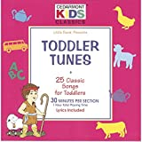 Best Toddler Tunes - Toddler Tunes by Cedarmont Kids (2004-07-28) Review