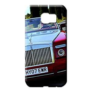 samsung galaxy s6 edge Heavy-duty Personal Hd cell phone carrying shells Aston martin Luxury car logo super