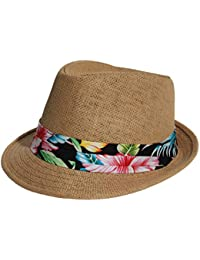 82af725622bdb Unisex Vintage Fedora Hat Classic Timeless Light Weight