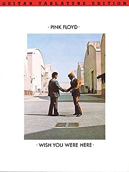 Pink Floyd: Wish You Were Here Guitar Tab Edition. Partituras para ...