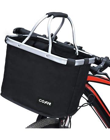 Amazon.es: Cestas de bicicletas - Bolsas, mochilas y ...