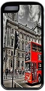 iPhone 5c Cases, iPhone 5c Case, London Bus, London