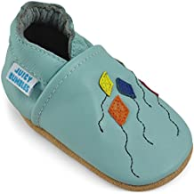 Beautiful Soft Leather Baby Shoes - Toddler Shoes Suede Soles