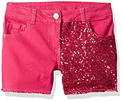 Mixed Sequin Short for Girls
