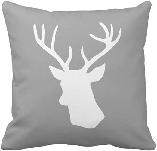 صديقة نفس عاطلين عن العمل Deer Pillow Psidiagnosticins Com