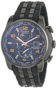Citizen Men's AT9015-08E World Time A-T Limited Edition Eco-Drive Watch