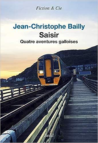 Saisir : Quatre aventures galloises - Jean-christophe Bailly
