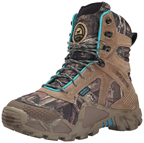 "Irish Setter Women's 2881 Vaprtrek 8"" 400 Gram Hunting Boot,Mossy Oak/Camouflage,9 M US"
