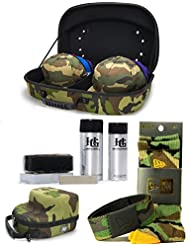 HG Baseball Hat Travel Protection Bundle Kit - With Free New Era accessories- 9 pcs