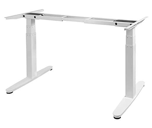 exeta ergo2 eléctrico (Altura Ajustable escritorio con 2 motores ...