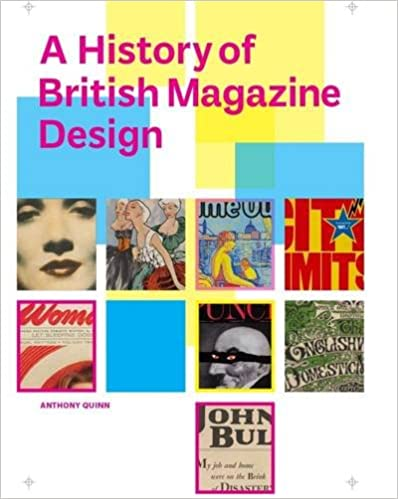 British Magazine Design book
