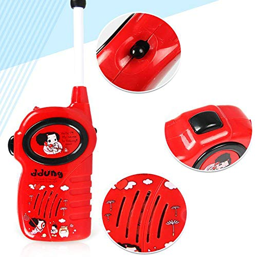 HM2 Children's Walkie-Talkie, Parent-Child Interactive Game Outdoor Children's Toy Walkie-Talkie, Suitable for Children's by HM2 (Image #3)