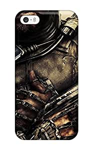Rhondaapressler Fashion Protective Call Of Duty: Advanced Warfare Case Cover For Iphone 5/5s