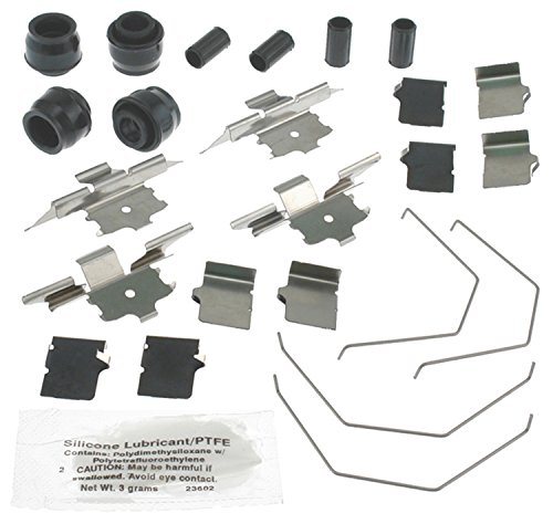 ACDelco 18K1752X Professional Front Disc Brake Caliper Hardware Kit ()