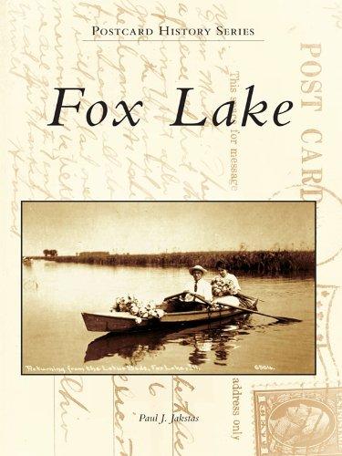(Fox Lake (Postcard History Series) )