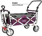 Creative Outdoor Distributor Push Pull Wagon for