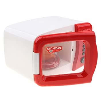 IPOTCH Juguete de Electrodomésticos en Miniatura Realista ...