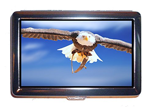 e Head Eagle Animal Portrait Bald-Eagle (Cigarettes box) ()