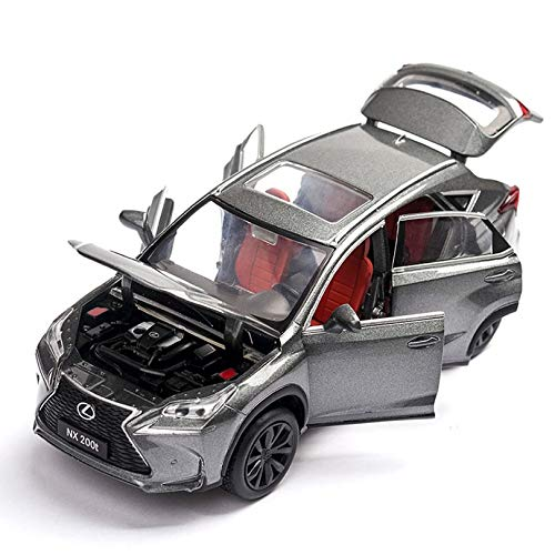 Diecasts Toy Vehicles Simulation Toy Car Model Alloy Pull Back Children Toys Genuine License Collection Gift Off Road Vehicle