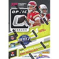 $22 » 2019 Panini Donruss Optic NFL Football EXCLUSIVE Factory Sealed Retail Box with (2) PINK PARALLELS! Look for Rookies & Autos of Kyler Murray, Daniel…