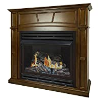Pleasant Hearth 46 Full Size Natural Gas...