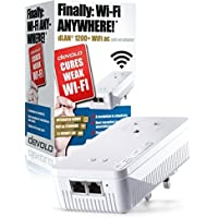 dLAN powerline 1200 Plus WiFi ac (Gigabit Ethernet)