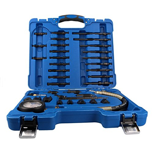 AB Tools-Toolzone Master Petrol Diesel Engine Test Compression Tester Universal Full Instructions by AB Tools-Toolzone (Image #1)