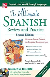 Ultimate Spanish Review and Practice with CD-ROM, Second Edition (Uitimate Review and Reference Series)