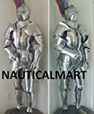 NauticalMart Medieval Knight Suit Of Armor 15th Century Combat Full Body Armour- Custom Size