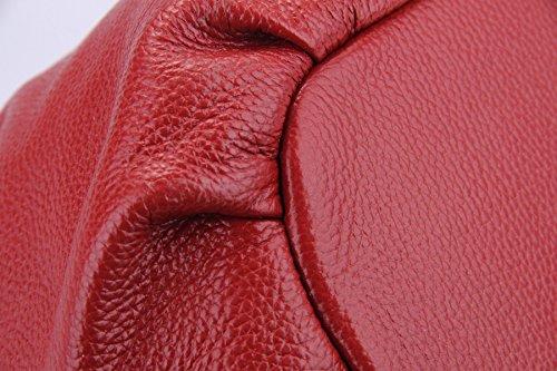 Womens Heshe Body Designer Bag Shoulder Handle Ladies Bag Tote Hobo r Cross Purse Bag Top Leather Bag Handbags Wine Bag 1qBdnwqr