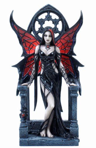 9 Inch Fairy Figure Aracnafaria Decor Display Anne Stokes Collectible