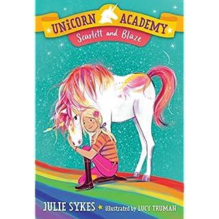 Unicorn Academy #2: Scarlett and Blaze