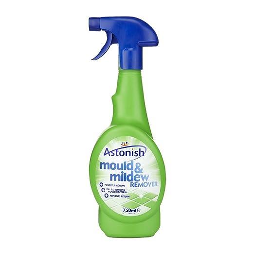7 opinioni per Astonish- Detergente antimuffa, 750 ml