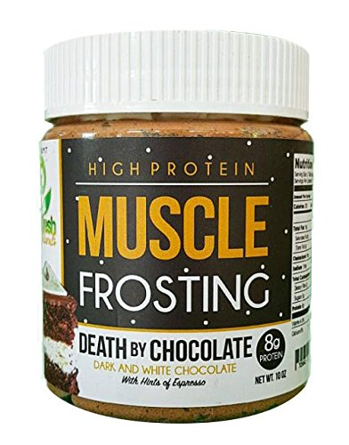 You Fresh Naturals, Muscle Frosting (Death by (Dark Chocolate Frosting)