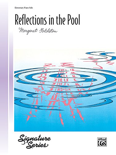 Reflections in the Pool: Sheet (Signature Series) ()