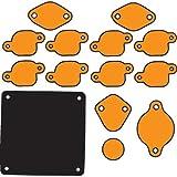 JAZ Products 730-003-01 KIT Chevy Big Block