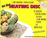 Hot Shot Heating Disc – Microwaveable Hot Plate.