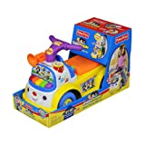 Fisher-Price LP Music Parade Ride-On