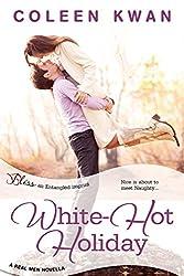 White-Hot Holiday: A Real Men Novella