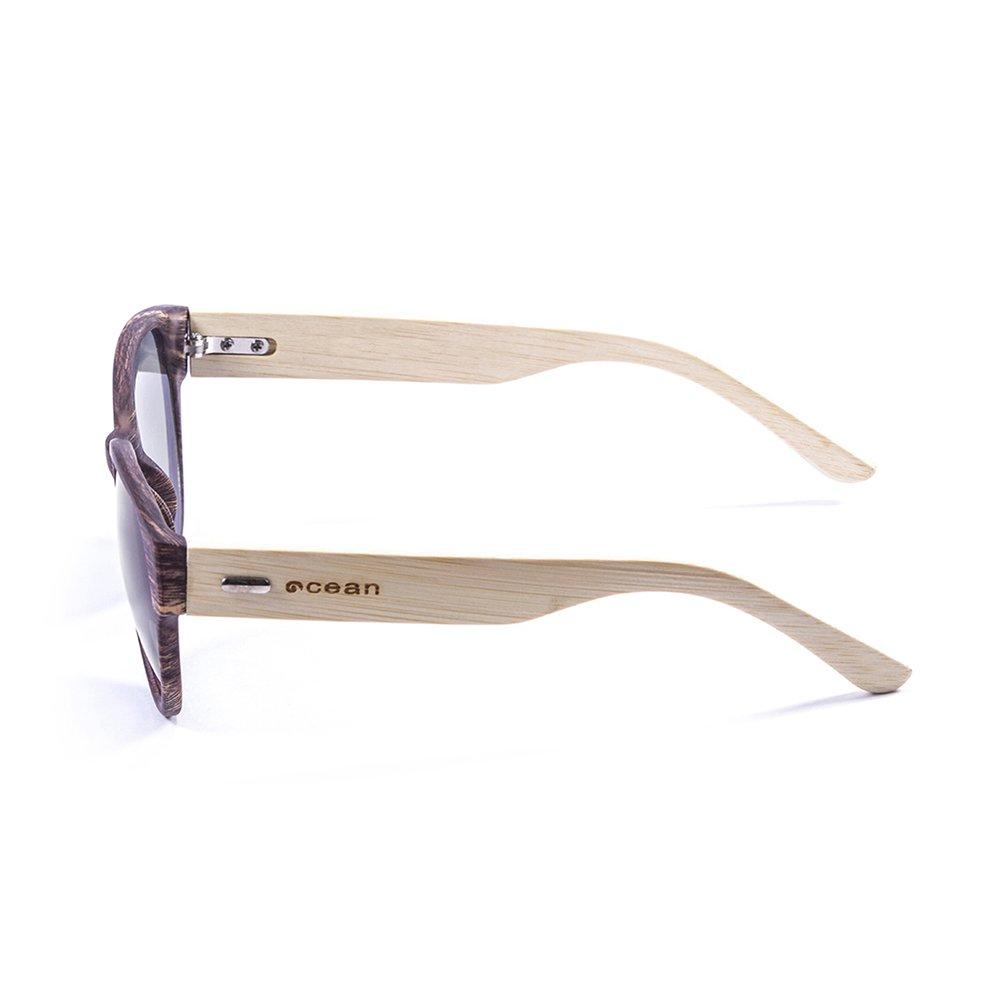 Bambù Di Sole da Sunglasses Montatura Bambù Ocean Cool Occhiali w7RqxH8S