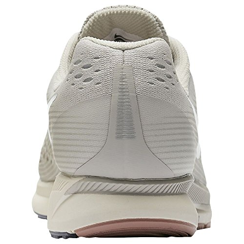 NIKE Shoes Pale WMNS Running Air Bone Multicolour Competition Chrome Women's Grey Zoom Sail 004 Light Pegasus 34 rOFxqrUgw8