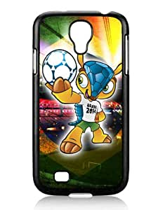 Popular Design Fuleco 07 Brazil Word Cup TPU Samsung Galaxy S4 I9500 Cases