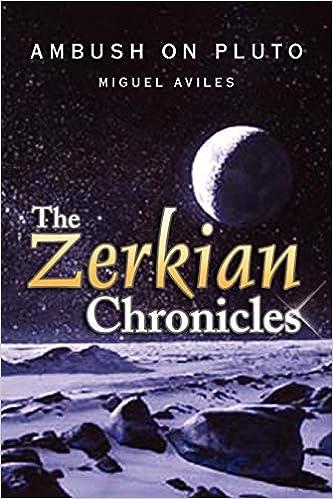 Amazon.com: The Zerkian Chronicles: Ambush on Pluto ...