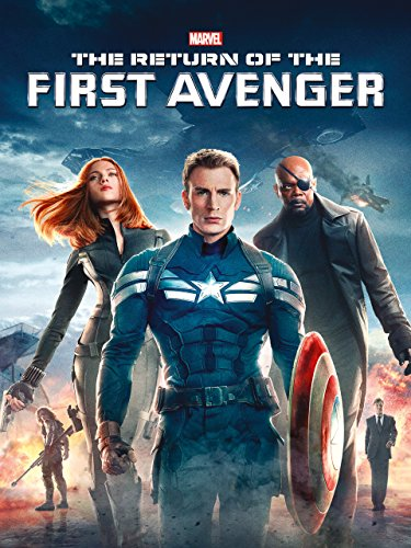 The Return of the First Avenger Film