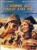 L'Homme qui voulut être roi [Francia] [DVD]